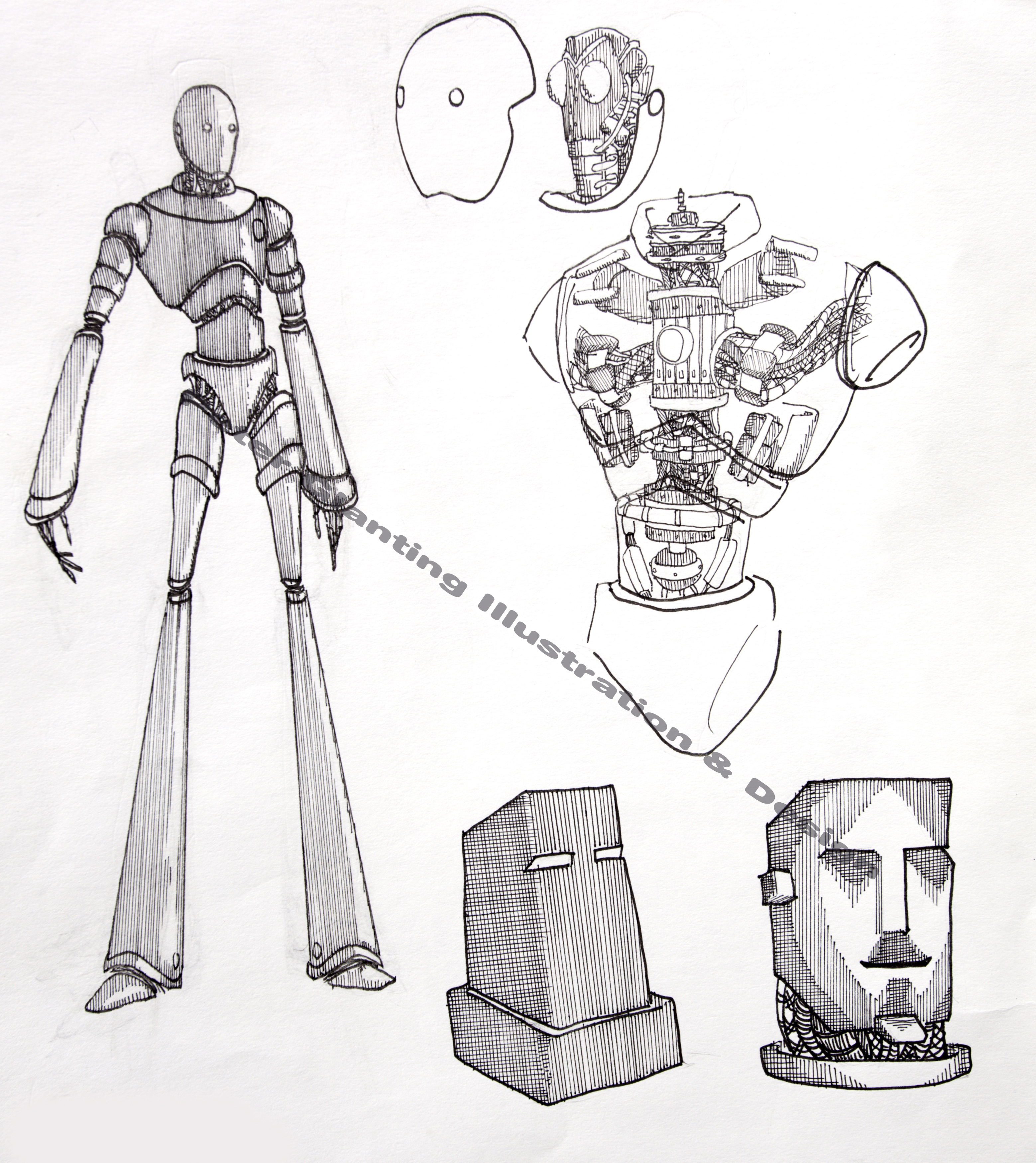 Robot Diagrams