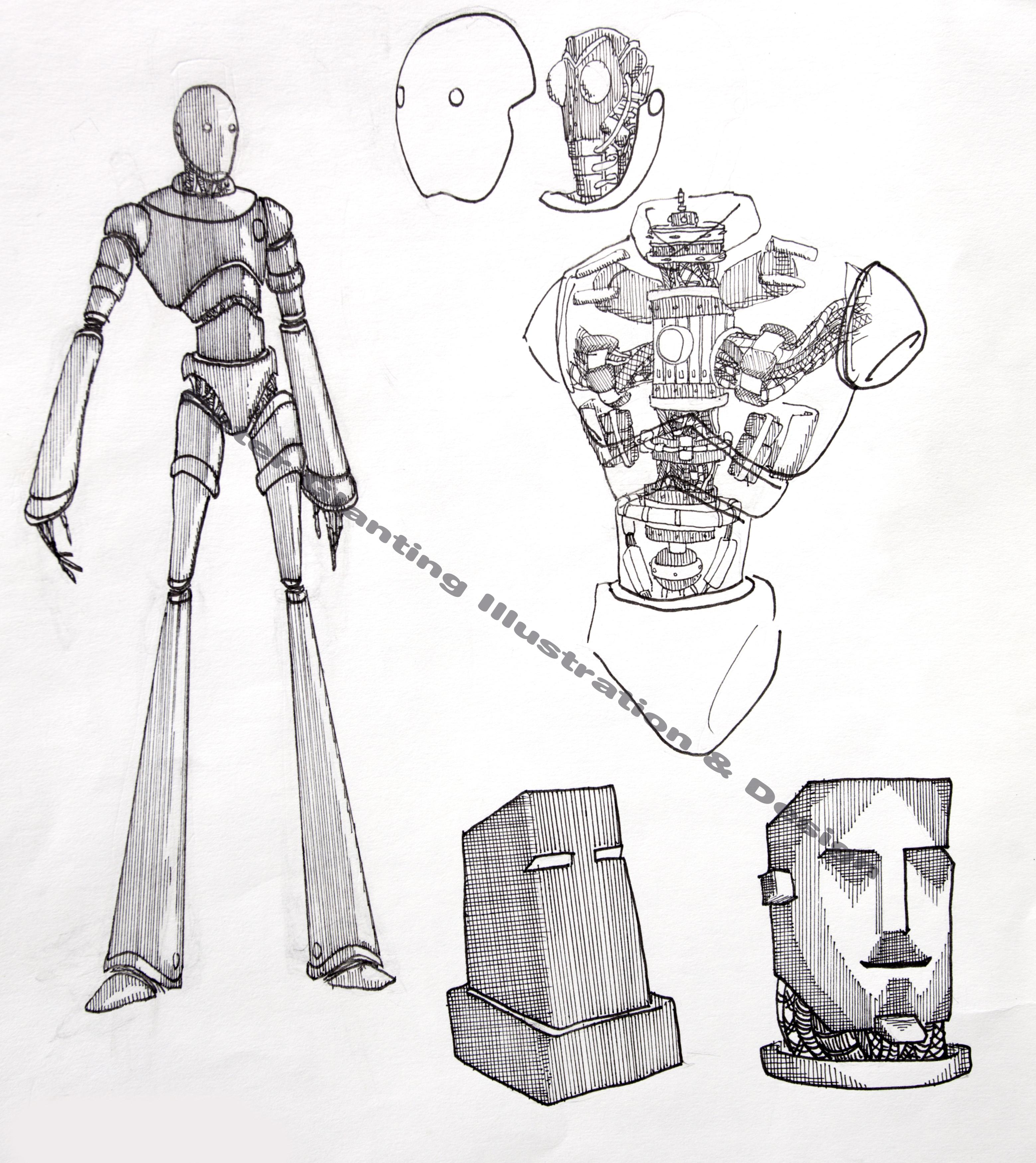 Robot Diagrams