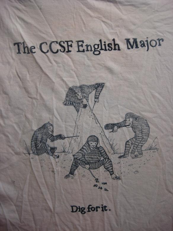 ccsf english major