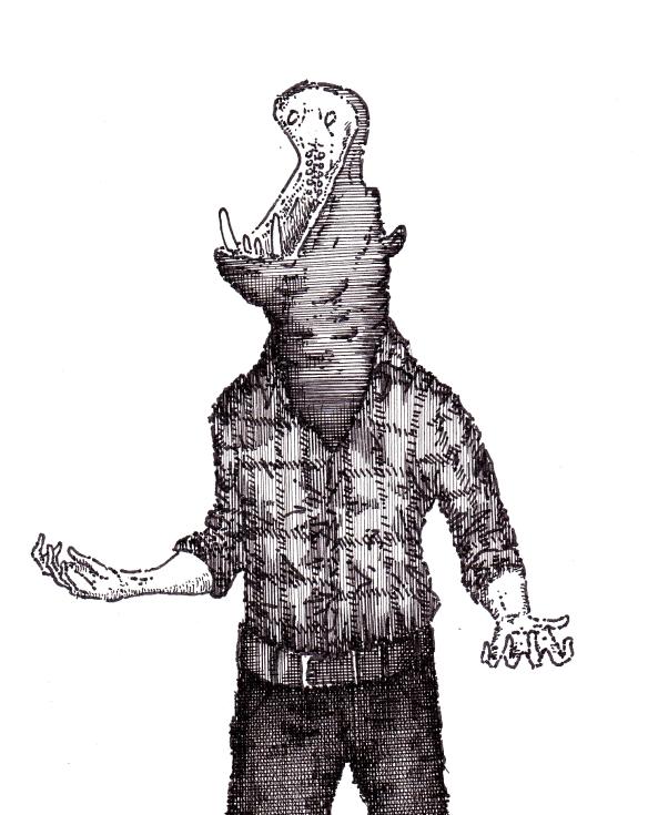 hippoman