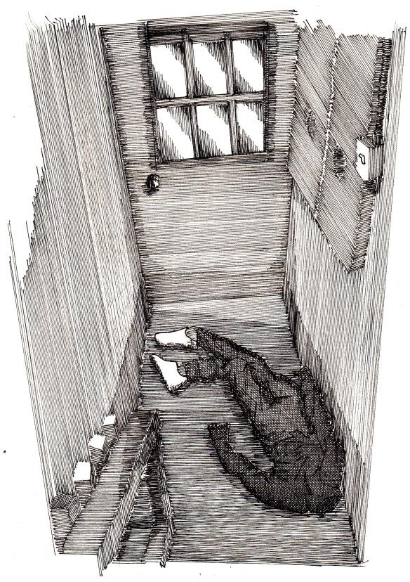 mannequinstairwell