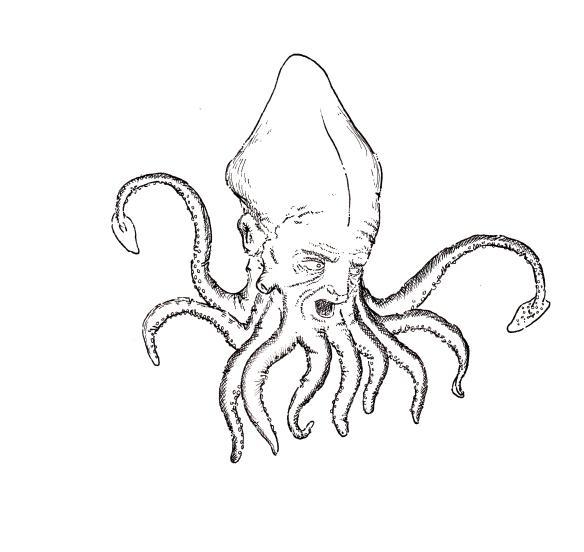 squidman