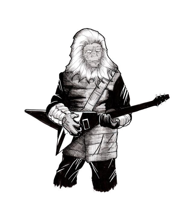 ape guitar