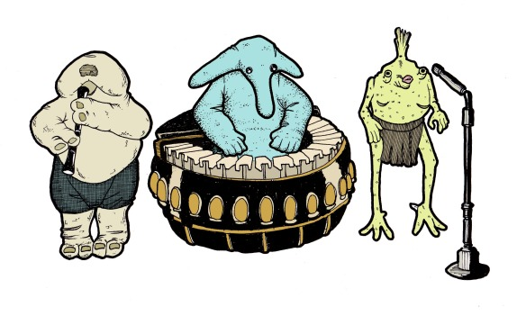 max rebo band