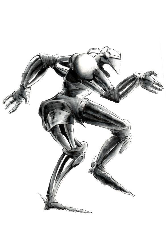 large bot