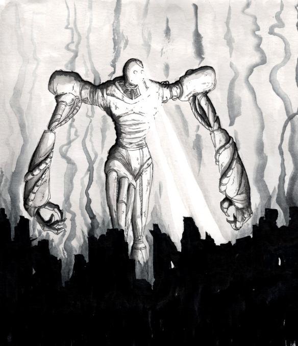 laser bot